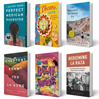 Hispanic Heritage Month books