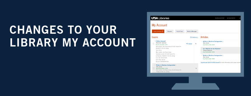 Welcome to UTSA Libraries | UTSA Libraries