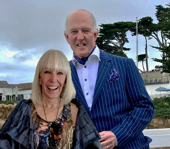 Lynda and Tom Christal (Courtesy photo)