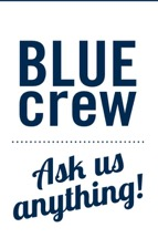 Blue Crew - Ask Us Anything!